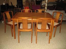 Danish Modern Dining Table Mid Century Modern Dining Tables Mid Century Danish Modern Teak