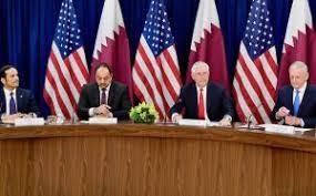 Amid Intrigue Tiny In Qatar The Blockade Digs Gulf And Washington qP4SBFwPx