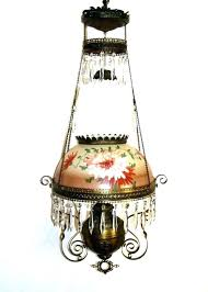 chandeliers antique oil lamp chandelier vintage parts lamps how to clean old hp chrysanthemum h antique