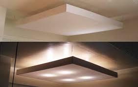 DIY Modern Light Panel Apartment Therapy
