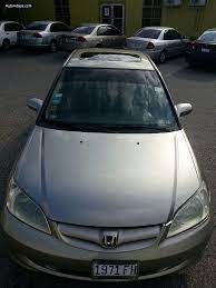 2004 Honda Civic Ex For Sale In Kingston St Andrew Jamaica Autoads Jamaica Honda Civic Ex Civic Ex Honda Civic