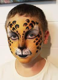 leopard face paint ideas best 25 leopard face paint ideas on makeup
