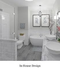 in house architectural design plan including realistic 3d renderings to help you visualize every detail