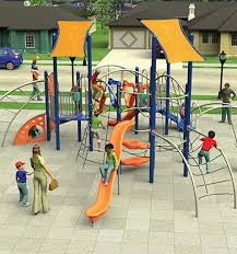 Playground Design Search