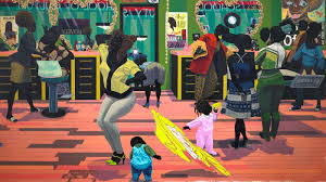 Art Kerry James Marshall A Black Presence In The Art World Is Not