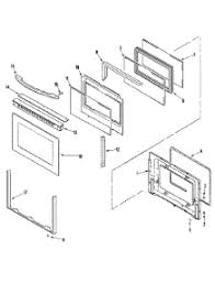 parts for maytag mgr6772bdw range appliancepartspros com Maytag Mgr6875adw Wiring Diagram 03 door (lower bdb bdq bdw) parts for maytag range Maytag Dryer Electrical Diagram