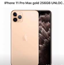 IPHONE 11 PRO MAX GOLD 256GB UNLOCK in BN5 Horsham für £ 950,00 zum Verkauf
