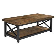 flexsteel carpenter coffee table