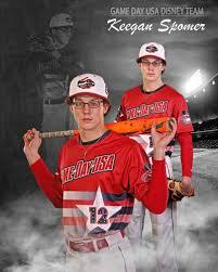 Keegan Spomer to play in Disney <b>New Year's Baseball</b> Classic ...