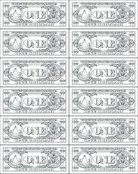 Dollar Bill Coloring Page Printable Inspirational Coloring Pages