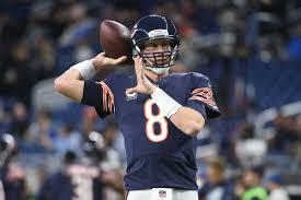 Chicago Bears Depth Chart 2017 Bears To Release Quarterback Mike Glennon After 1 Season