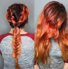 100 bad red hair colors auburn cherry copper burgundy hair shades