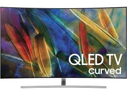 samsung tv 55 inch 4k. samsung qn55q7camfxza 55-inch 4k ultra hd curved qled smart tv with hdr elite tv 55 inch 4k