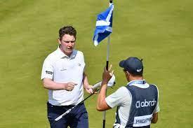 Scottish Open: Bob MacIntyre 'raging ...