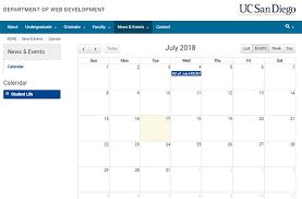 Calendar Templates For Websites Google Calendar Template