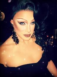 why iconic drag queen athena dion teaches burn victims to do their makeup