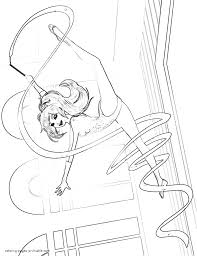 Small Picture Barbie Spy Coloring Pages Coloring Pages