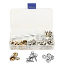 2019 stainless steel press studs bases snap fasteners kit for leather from shuzhan 9 62 dhgate com