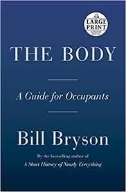 Amazon Book Pre Order Chart The Body A Guide For Occupants Bill Bryson 9780593106297