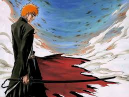 The One Raised By Grimm (On hold for now. - The Date with a Raven. . . .And  the memories of one's deeds.   Bleach anime, Ichigo bankai, Bleach art