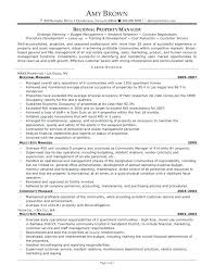 Assistant Property Manager Job Description Medium To Large Size Of