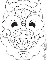 673b6f6b4804af9003e5c28a48be7a38 chinese new year crafts chinese new years 25 best ideas about dragon mask on pinterest dragon armor on happy face mask template