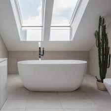 bc designs ee 1500mm acrylic freestanding bath
