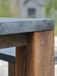 concrete kitchen table diy l shape kitchen concrete table top or stove with tiles