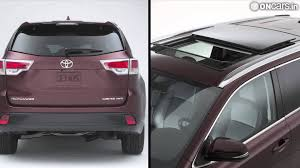 toyota new car release in india2013 NAIAS Toyota unveils toughlooking 2014 Highlander SUV  YouTube