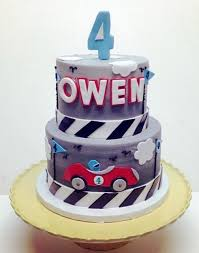 2 Tier Racing Theme Cake For 4 Year Old Boyjpg Hi Res 720p Hd