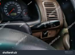 Steering Wheel Control Lights Not Working Car Light Switch Control Paddle On Stock Photo Edit Now