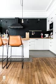 Small white kitchens Apartment Black And White Kitchen Don Pedro 30 Elegant White Kitchen Design Ideas For Modern Home