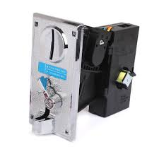 Game Vending Machine Beauteous MULTI COIN ACCEPTOR Selector Slot For Arcade Gaming Vending Machine