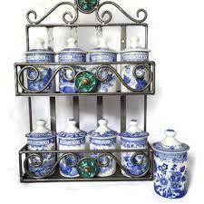 Decorative Spice Jars Shop Vintage Spice Racks on Wanelo 12