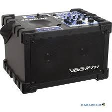 vocopro jamcube 100w stereo all in one karaoke machine bluetooth 235 karaoke song