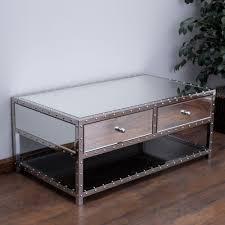 Mirrored Furniture Living Room Mirrored Furniture Ebay