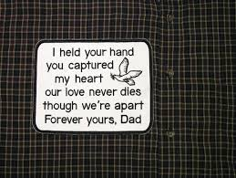 8 best Memorial Quotes images on Pinterest | Pillow talk, English ... & Patch for Memory Pillow Applique Patch by ChickaTweeBagsEtc Adamdwight.com