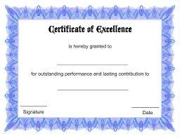 blank certificates blank certificates to print free printable awards visualographyco