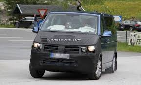 2018 volkswagen camper. beautiful volkswagen spied 2015 vw transporter test mule sports new dash throughout 2018 volkswagen camper