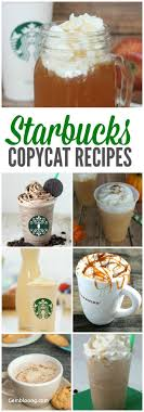 diy starbucks drinks caramel macchiato starbucks copycat coffee for life