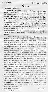 mahatma gandhi gandhi a pictorial biography chapter gandhi  chapter 33 gandhi and nonviolence