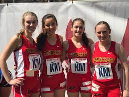 "Coach Brown on Twitter: ""Jess Ciampitti, Devon Else, Maddie Nowoswiat, n  Taylor Dannaker ran a season best and placed 135th of 295 teams in the 4x1  at Penn Relays!!… https://t.co/UDDk9eUD9w"""