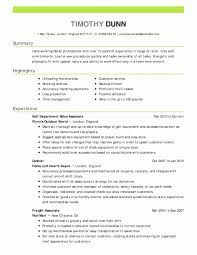 Sample Career Change Resume Resume Sample Career Change New Career Change Resume Inspirational