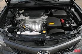 2012 Toyota Camry Atara SX engine  