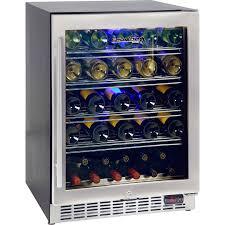 classy under bench wine refrigerator