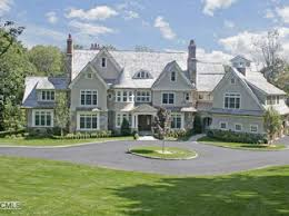 This Newly Built Colonial Mansion Is Located In Westport, CT In The  Prestigious Greens Farms Estate Area. It Was Built By Mattera Construction.