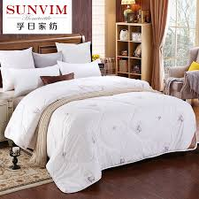 USD 149.53] Sunvim home 100% pure wool quilt thick warm autumn and ... & Sunvim home 100% pure wool quilt thick warm autumn and winter double  wedding quilt cotton quilt core Adamdwight.com