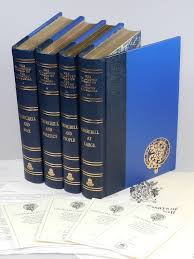 the collected essays of sir winston churchill in four volumes set  the