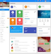 Html5 Dashboard Design 35 Best Html5 Dashboard Templates And Admin Panels 2020