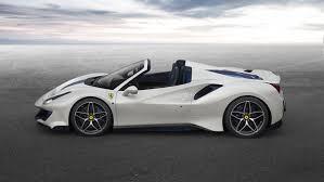 Ferrari 488 gtb 2018 automatic gasoline for sale in quezon city. Ferrari 488 Pista Spider Unveiled Specs Power Top Speed Images More Drivespark News